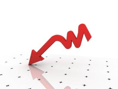 Retail sales fall