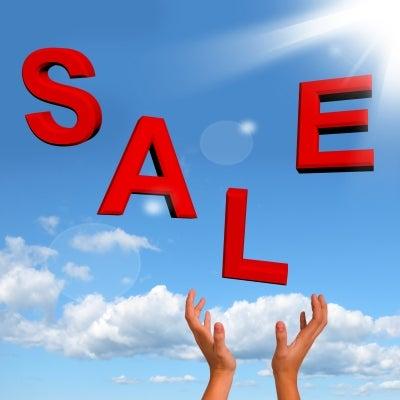 Retail sales decline